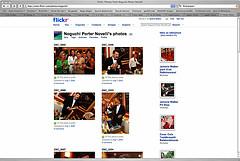 Egy Flickr oldal