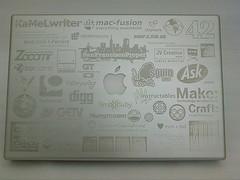 Leah Culver új MacBook Pro-ja