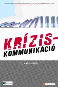 Kríziskommunikáció borító