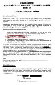 Fax-SPAM, 2010, Magyarország