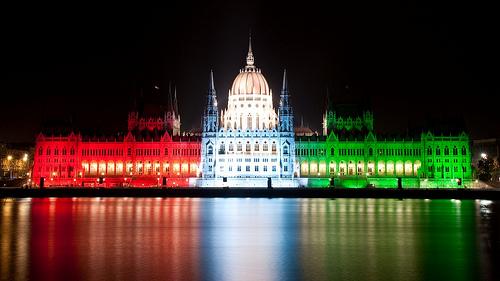 AZso fotója a Parlamentről